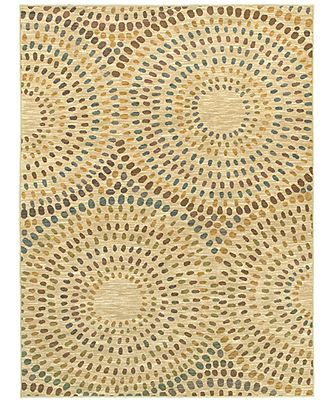Shaw Living Rugs, American Abstracts Collection 22100 Marco Beige