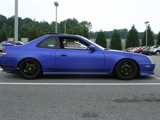 2001 Honda Prelude 2 Dr Type SH Coupe