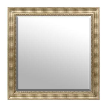 Gold Framed Mirror, 30x30 | Kirklands