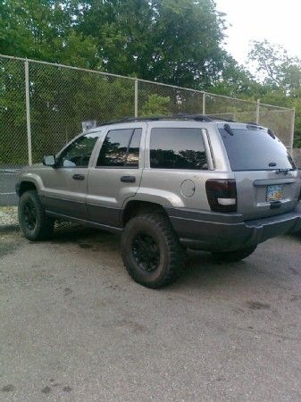 Photos  2001 Jeep Grand Cherokee Laredo 4x4 Lifted For Sale