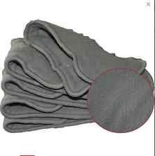 20pcs Alva washable reusable 5 layer charcoal bamboo insert diaper insert