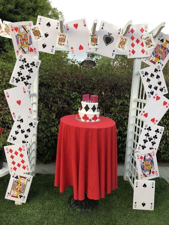 #casino #casinobox #cards #decor #party #dices