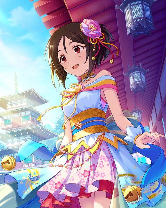 Idolmaster, Cinderella Girls, Karin: