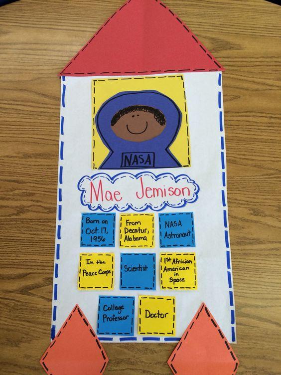 Black History Month Preschool Arts And Crafts