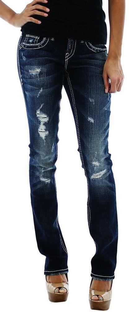 Silver Jeans Aiko Women's Boot Cut Jeans   Streetmoda