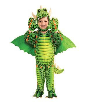Another great find on #zulily! Rubie's Green T-Rex Dress-Up Set - Toddler by Rubie's #zulilyfinds