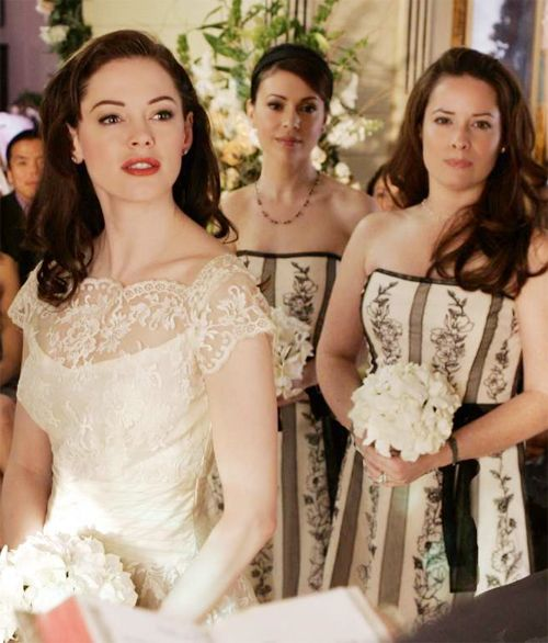 Paige Matthews, Piper and Phoebe Halliwell.:
