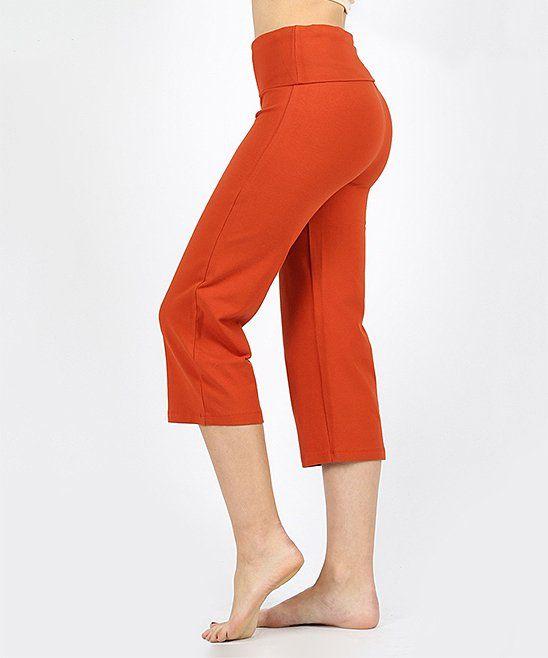 38++ Fold over capri pants trends