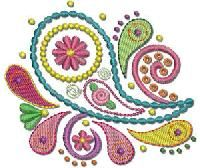 a whole set of paisley designs love them