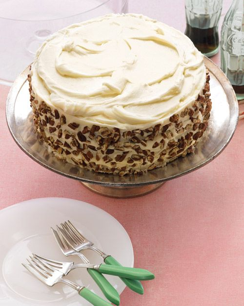 Carrot cake recipe nutrition facts