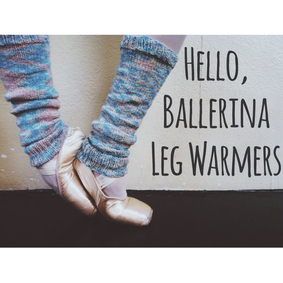 Knitting Patterns Leg Warmers Ballet : Knitting, Ballerina and Patterns on Pinterest