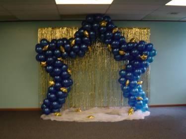 decoracion con globos para graduacion , Buscar con Google