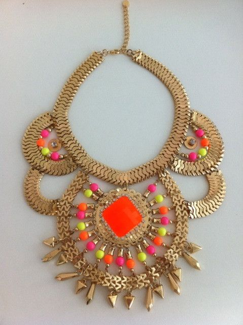 pre order emperor jewel statement necklace arrives 27th august