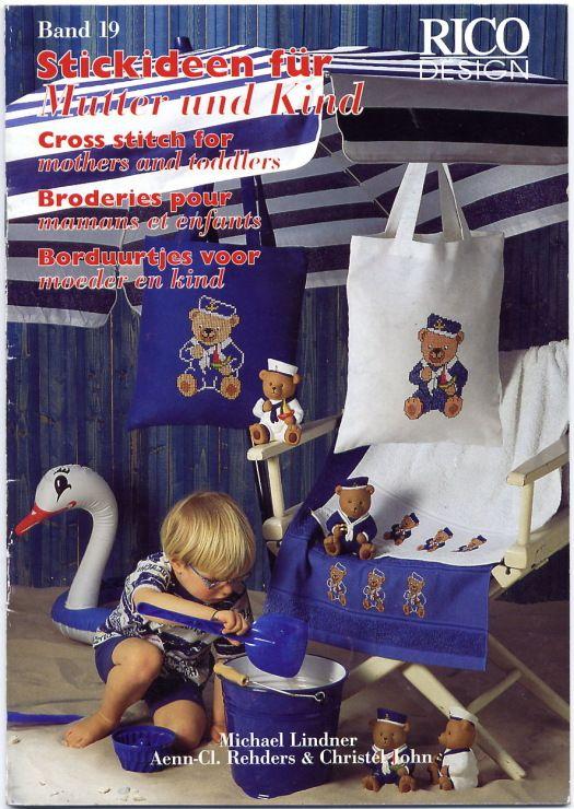 Cross stitch magazine - Kreuzstich Magazin