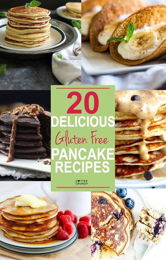 ... Gluten Free Pancake Recipes | Gluten Free Pancakes, Pancake