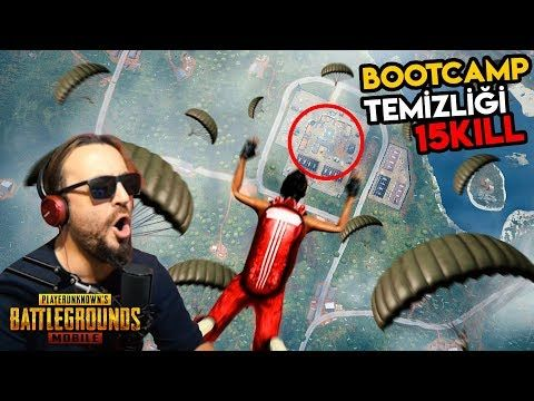 Bootcamp Temizligi 15 Kill Pubg Mobile Youtube Mottolar Komik