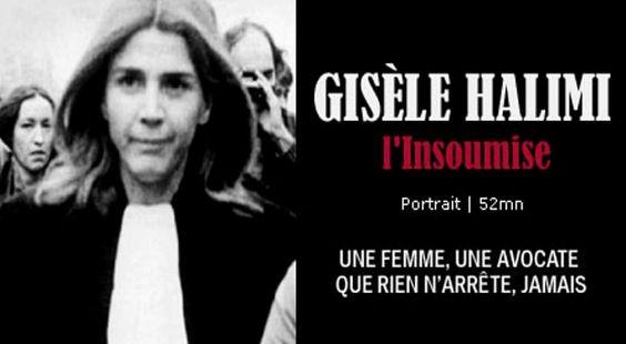 Empreintes : Gisèle Halimi en streaming, portrait de Serge Moati ...