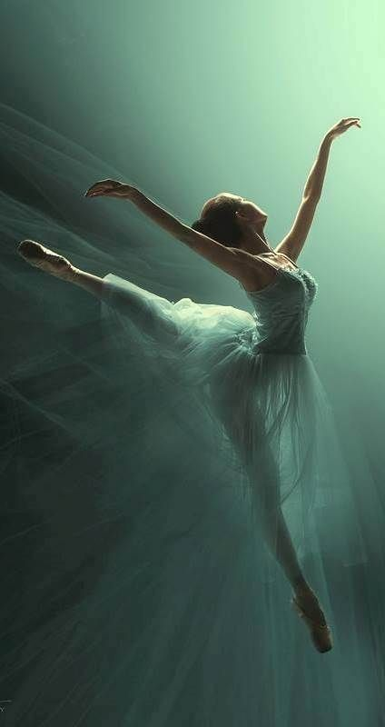 Beautiful ballerina. Ballet. Dancer.