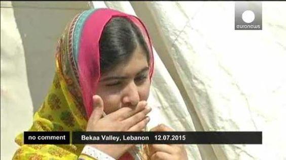 Feliz cumpleaños, Malala