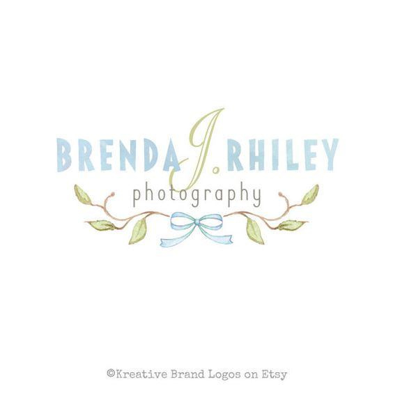 Simply Twiggy logo premade and customizable with by KreativeBrand, $15.50