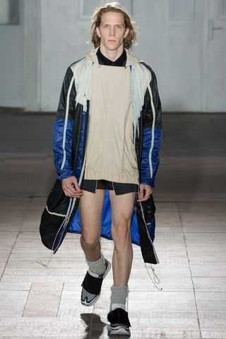 Maison Martin Margiela Spring 2015 Menswear Collection Slideshow on Style.com