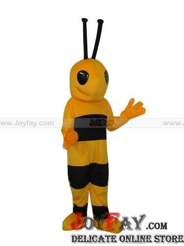 Little Bee Mascot Costume Fursuit $151.99  http://www.joyfay.com/us/little-ant-insect-adult-size-mascot-costume.html