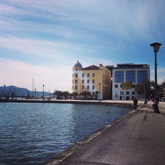 """#volos #voloscity #seaside #university #uth #sunny #walking #hometown #greece #visitgreece #instamood #instagood #welovegreece #thessaly #welovevolos…"""