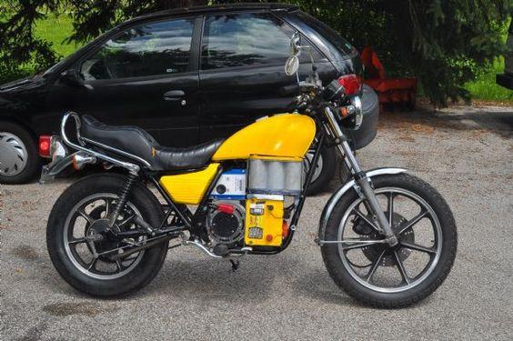 DIY Electric Motocycle