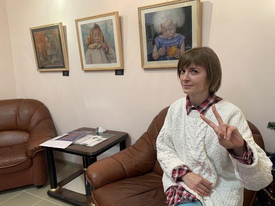 Познакомьтесь с творчеством Дарьи Люлюковой в Калининграде