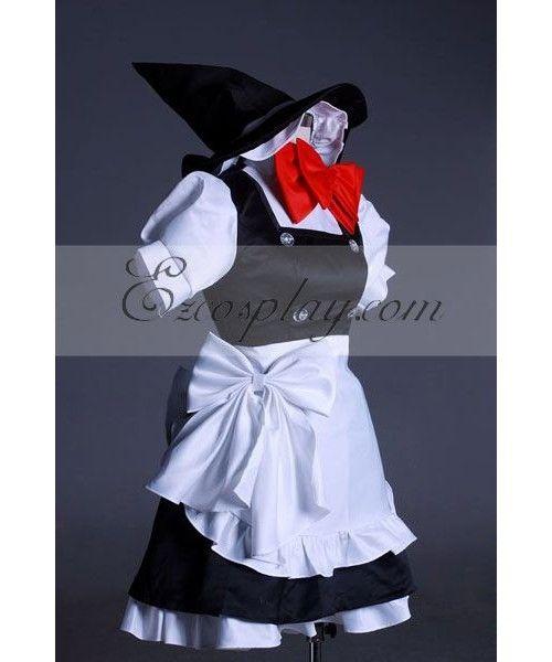 Code Geass Euphemia Li Britannia Cosplay Kostüm Abend-Kleid Lolita Weiß Hochzeit