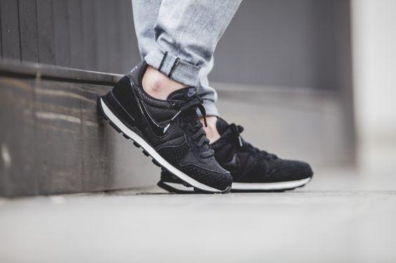 Nike - WMNS Internationalist (schwarz) - 828407-003
