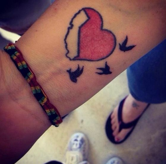 California tattoo add-on?