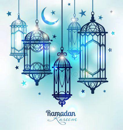 Islamic Ramadan Kareem - Stock Vector , #AD, #Ramadan, #Islamic, #Kareem, #Vector #AD