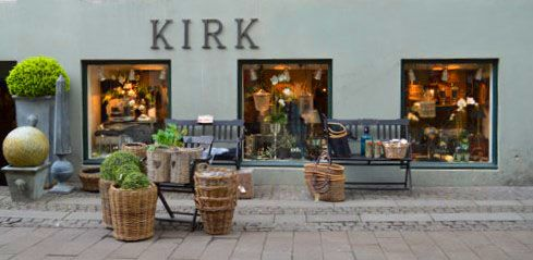 Kirk - Copenhague - Danemark - ©Fabienne