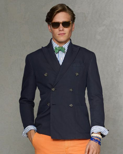 Linen Blend Wescott Sport Coat - Polo Ralph Lauren Sale - RalphLauren.com