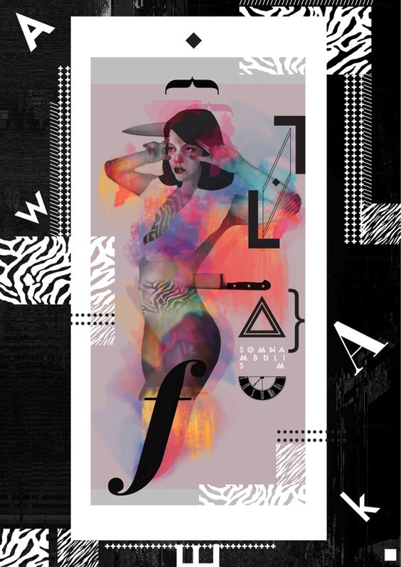 BEAUTIFULLY COMPOSED PRINT  LAYOUT DESIGN BY WILDAN ILHAM