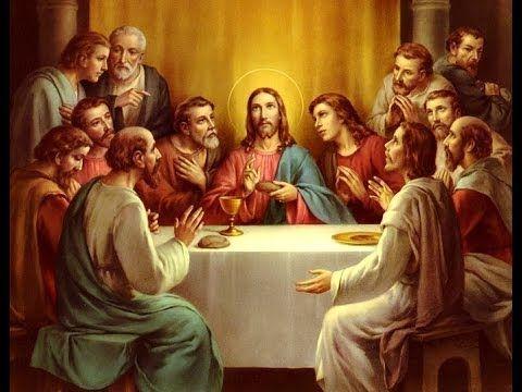 A Verdade sobre a Festa Corpus Cristi a ceia de Jesus Cristo !!!!!!!!!!!...
