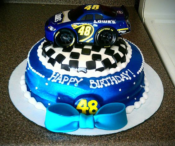 Jimmy Johnson Cake for my groom however it will not say happy bday