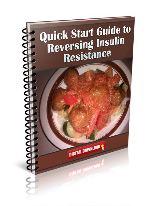 how to know if you have insulin resistance