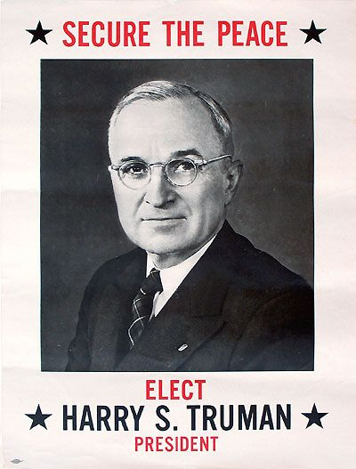 a look at the political life and presidency of harry truman The attempted assassination of president truman harry s truman, a life truman may be making himself look better than he was.