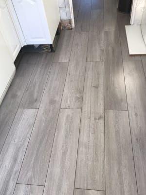 Arreton Grey Laminate Flooring 1 48m2, Grey Laminate Flooring Wickes
