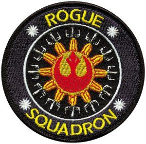 Star Wars: Rogue Squadron Patch