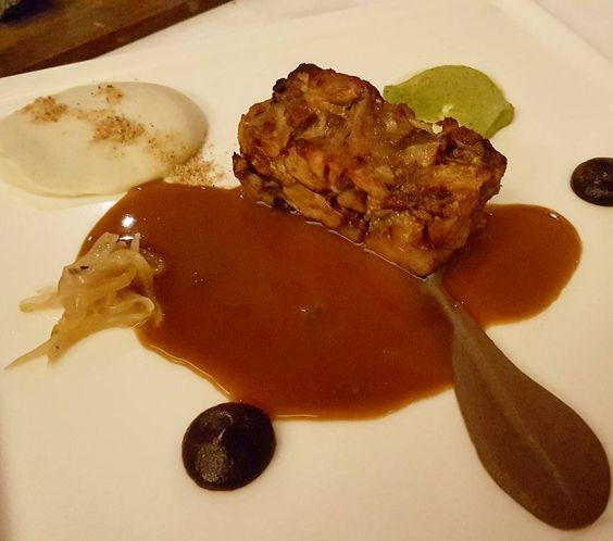 Pangea Restaurante, Monterrey, México