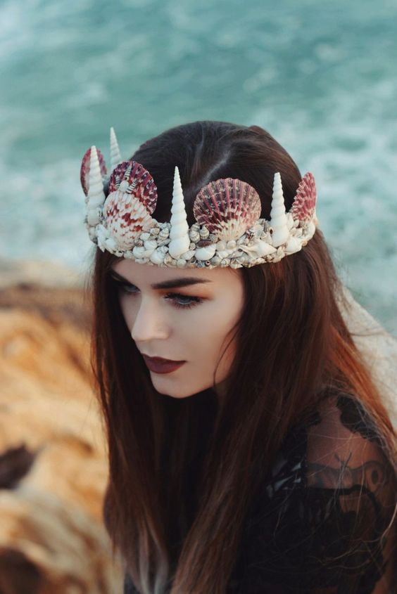 The mermaid crown is here                                                                                                                                                                                 More: