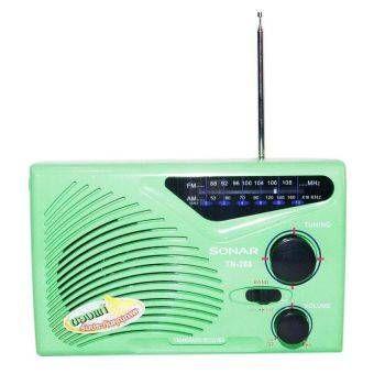 SONAR วิทยุ - รุ่น TN-288 Green