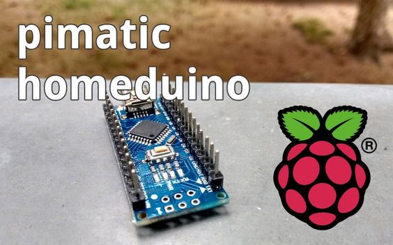 Raspberry Pi DIY Zentrale (Update) – Neue Pimatic Version mit Arduino Plugin
