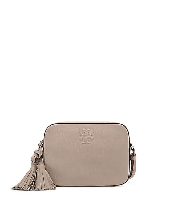 Tory Burch Thea shoulder bag in French Gray