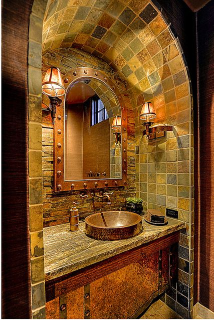 Pics for gt medieval castle bathroom for Bathrooms in castles