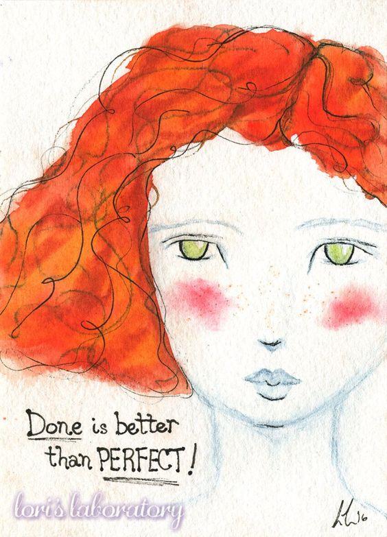 PanPastel Watercolor Mixed Media Portrait - YouTube Process Video  http://lorislaboratory.com/2016/03/21/panpastel-watercolor-portrait/   #pastel #watercolor #artjournal #mixedmedia #art #portrait #girl #redhead