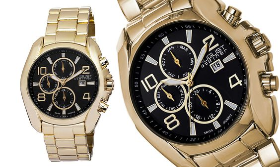 August Steiner Men's Watch in Choice of Colour for £49.99 With Free Delivery http://www.groupon.co.uk/deals/national-deal/gg-groupon-goods-global-gmbh-4-33/42442299?p=14&nlp=&CID=UK_CRM_1_0_0_209&a=1664&utm_source=channel_goods&utm_medium=email&sid=7c4ce168-c1a0-4979-911b-a3c0befbcab9&division=national-deal&uh=a9b0fc14-872c-4ba8-87c1-7667c5d6911f&date=20142807&sender=rm&s=body&c=deal_title&d=deal-page&utm_campaign=gg-groupon-goods-global-gmbh-4-33-42442299